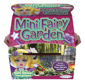 Mini Dome Terrarium Fairy Garden
