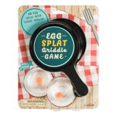 Egg Splat Griddle Game