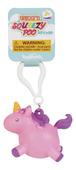 Unicorn Squeezy Poo Keychain