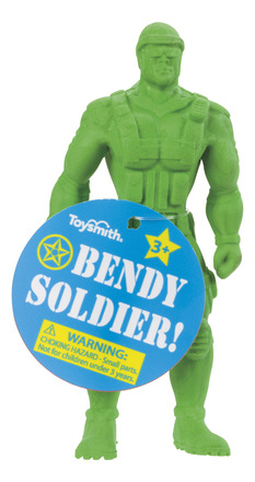 Bendy Soldier picture