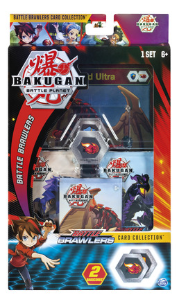 Bakugan® Card Collector Pack picture