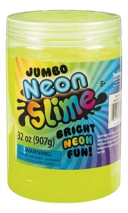 Jumbo Neon Slime picture