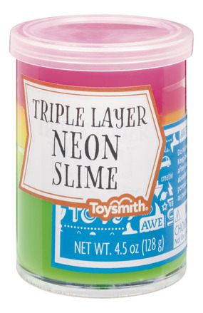 Triple Layer Neon Slime picture