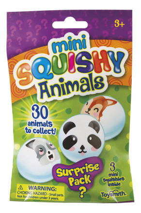 Mini Squishy Animals picture