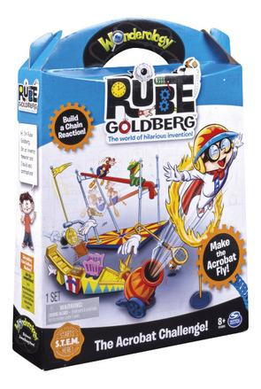 Rube Goldberg Acrobat Challenge picture