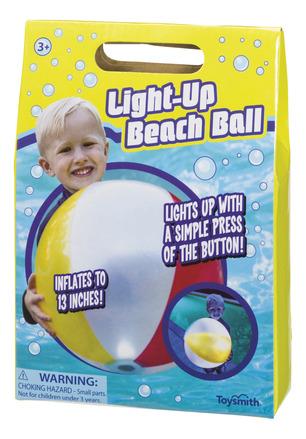 Light Up Beach Ball picture