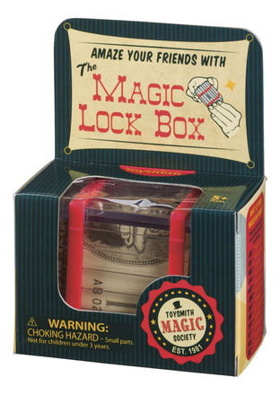 Magic Lock Box picture