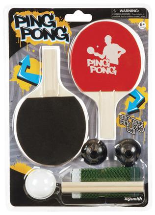 Mini Table Tennis picture