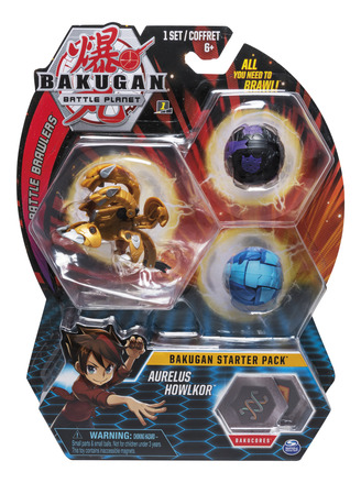 Bakugan® Starter Pack picture