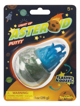 Light Up Asteroid Putty picture