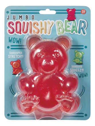 Jumbo Squishy Bear picture