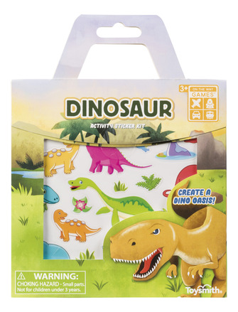 Dino/Road Racer Activity Sticker Kit picture