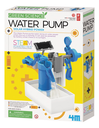 Green Science Water Pump picture