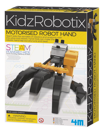 Motorized Robot Hand picture