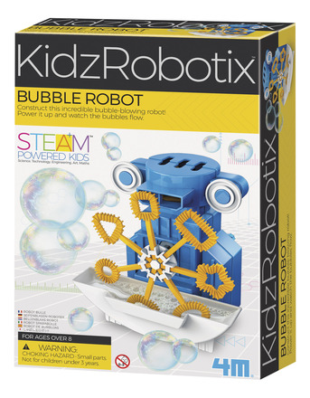 KidzRobotix Bubble Robot picture