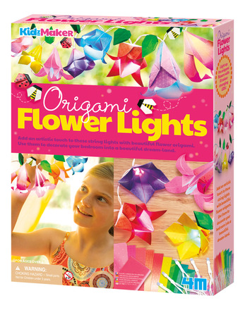 Origami Flower Lights picture