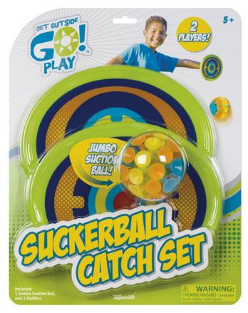 Suckerball Catch Set picture