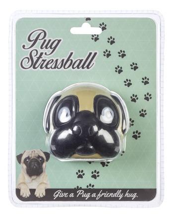 Pug Stressball picture