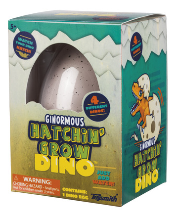 Ginormous Hatchin' Grow Dino picture