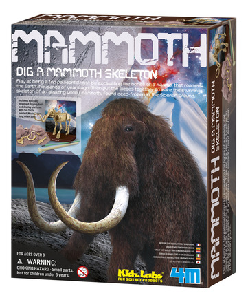 DIG A MAMMOTH picture