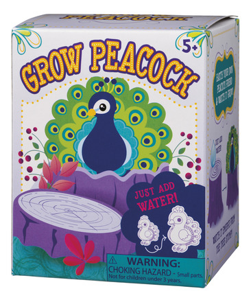 Grow Peacock picture