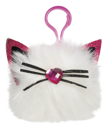 Kitty Hairball Pom Clip picture