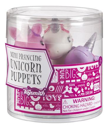 Mini Prancing Unicorn Puppets picture
