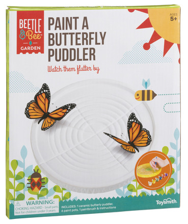 Paint A Butterfly Puddler picture