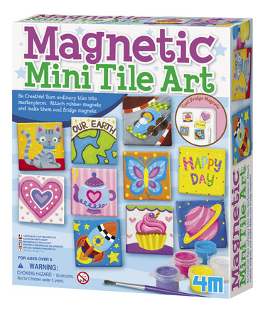 MAGNETIC TILE ART picture