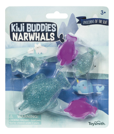 Kiji Buddies Narwhals picture