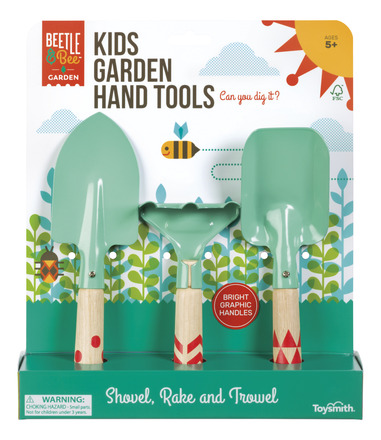 Kids Garden Hand Tools picture