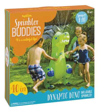 Sprinkler Buddies™ Dynamic Dino picture