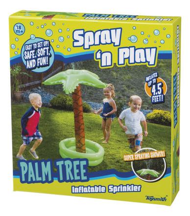 Spray n Play™ Palm Tree Sprinkler picture