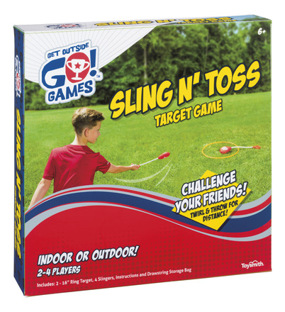 Sling N' Toss Target Game picture