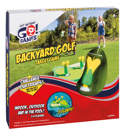 Backyard Golf picture