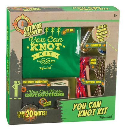 You Can Knot Kit picture
