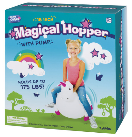 "18"" Magical Hopper"