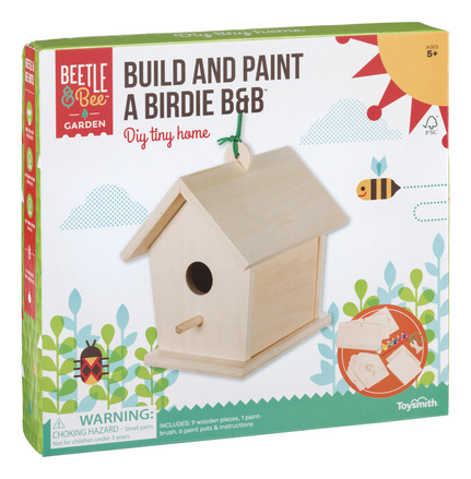 Build And Paint A Birdie B&B™ picture