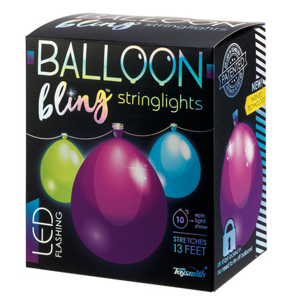 LED Balloon Bling String Lights picture