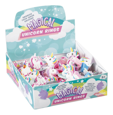 Magical Unicorn Rings picture