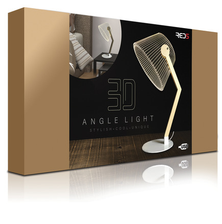 3D Angle Lamp picture