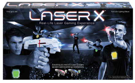 Laser X™ 2 pack picture
