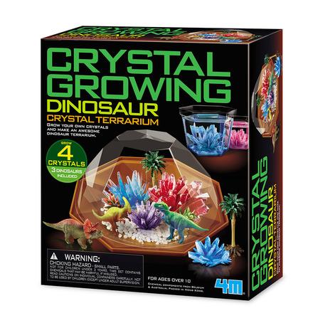 Dinosaur Crystal Terrarium picture