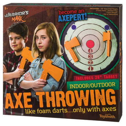 Axe Throwing picture