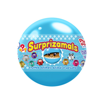 Sequined Surprizamals Puchi Gumi