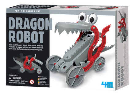 Dragon Robot picture