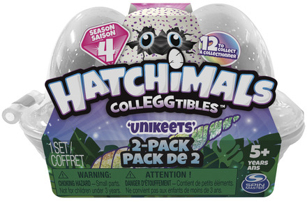 Hatchimals CollEGGtibles 2 pack carton picture