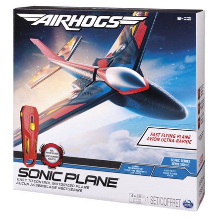 Air Hogs Sonic Plane picture