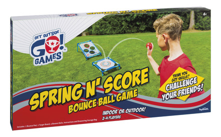 Spring N' Score Bounce Ball Game picture