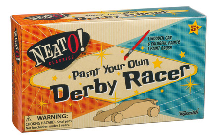 Paint Your Own Derby Racer picture